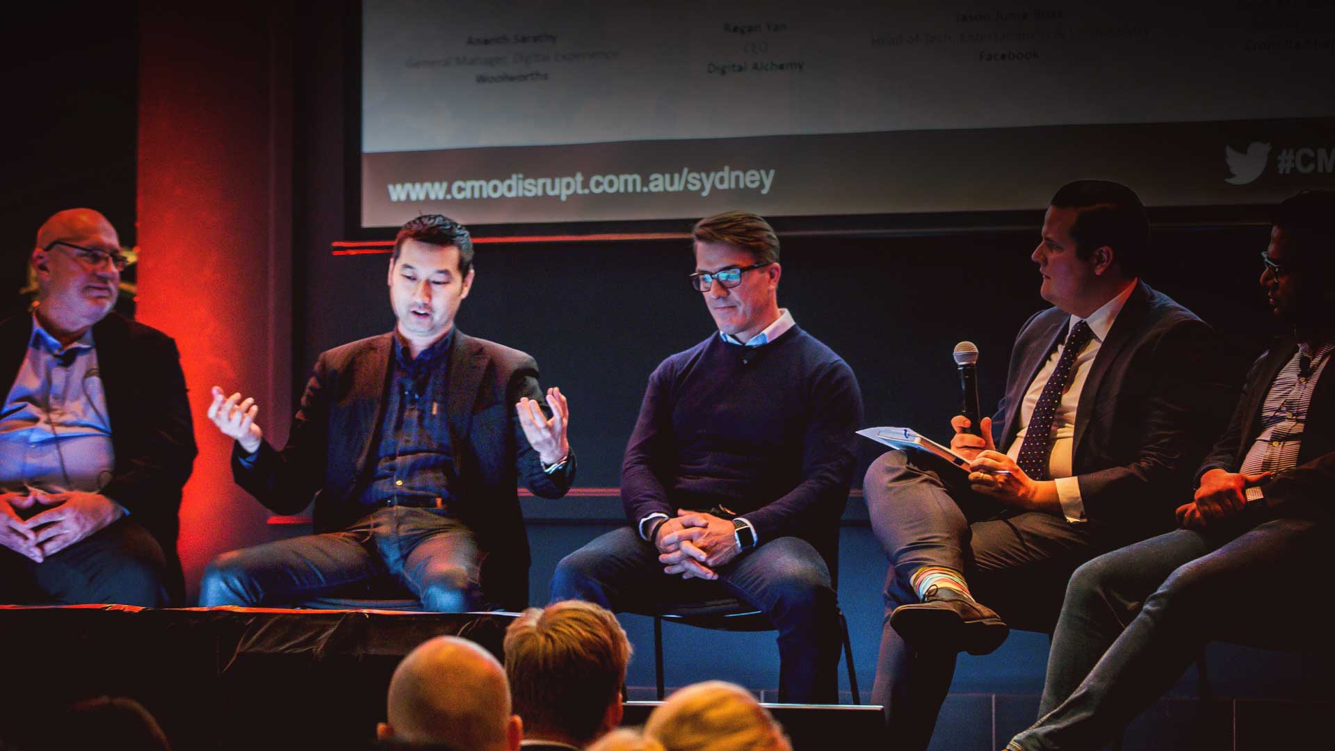 Our 3 Takeaways from CMO Disrupt Sydney