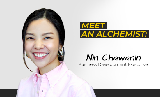 Digital Alchemy Meet An Alchemist Nin Chawanin Business Development Executive